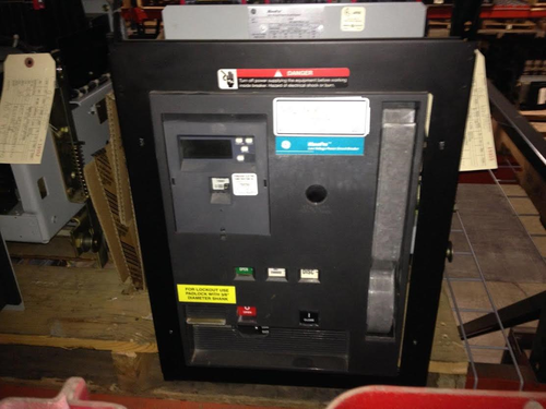 GE Wavepro Circuit Breaker by Bullock Breakers